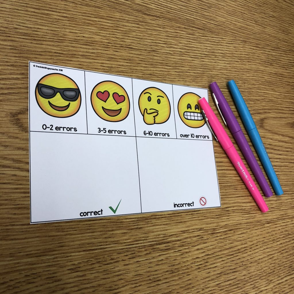 articulation carryover activities for students working on generalizing their speech sounds.
