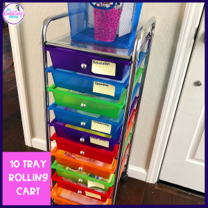speech therapy office supplies to rock your school year! #slpeeps #organizedslp #speechtherapy #schoolslp