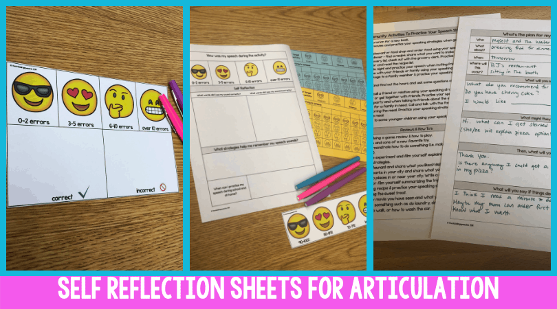 articulation carryover activities to help your students graduate from speech! #dabblingslp #articulation #carryoverideas #speechtherapy #slps #slpeeps #schoolslp