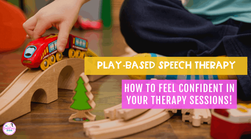 What does play-based speech therapy look like?