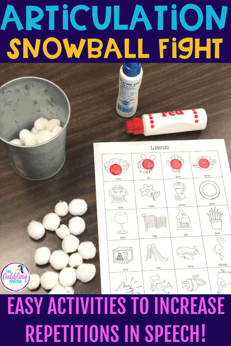 Need free articulation ideas that will help your students get high repetitions? Try these winter articulation activities with your students and watch how you can increase articulation trials with ease. When your students have motivating winter articulation activities, they will want to keep practicing their sounds in speech therapy. #slpeeps #speechsounddisorders #apraxia #articulation #phonologydisorder #winteractivities #speechtherapy #speechies #schoolslp #cfyslp #preschoolslp #elementaryslp