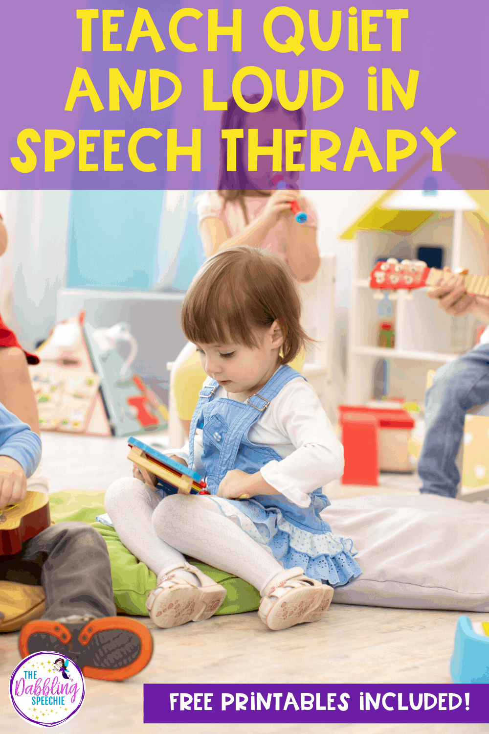 Here are some great sound activities for kids that you can use in your small group and push-in lessons as a speech therapist. Want to have activities that support your Unique curriculum? Check out this blog post to get sound activities to teach science, vocabulary and descriptive language.