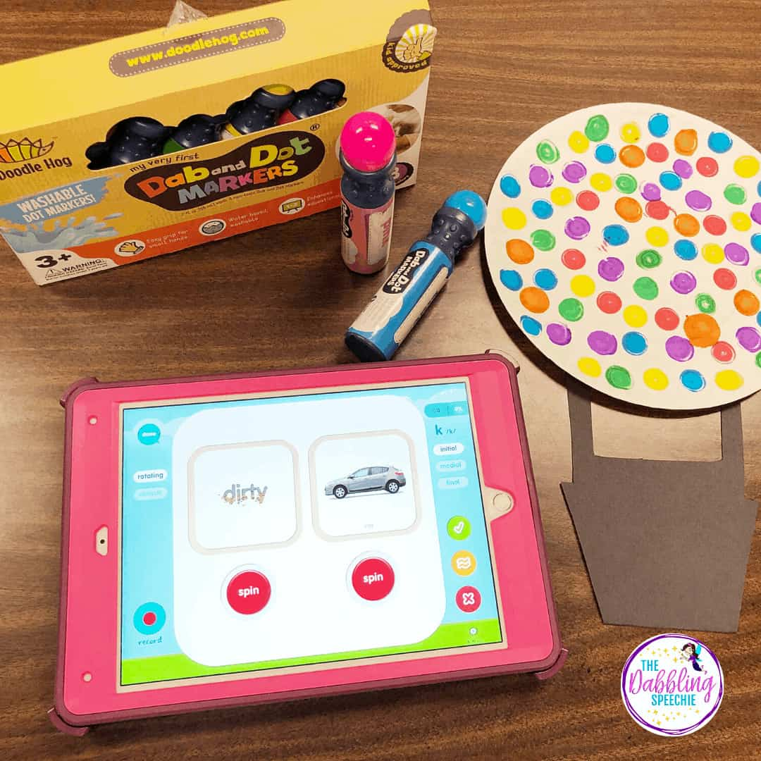 How many students on your caseload have speech sound disorders? If you have any at all, then you'll definitely want to learn more about this low-prep gumball craft. You probably already have most, if not all, of the materials it requires on hand, and it will help you target goals and skills like apraxia, phonology disorder, and articulation. To learn more about all the ways to use this craft in your speech therapy room, click through now! #speechandlanguagetherapy #SLP #speechtherapy #lowprep