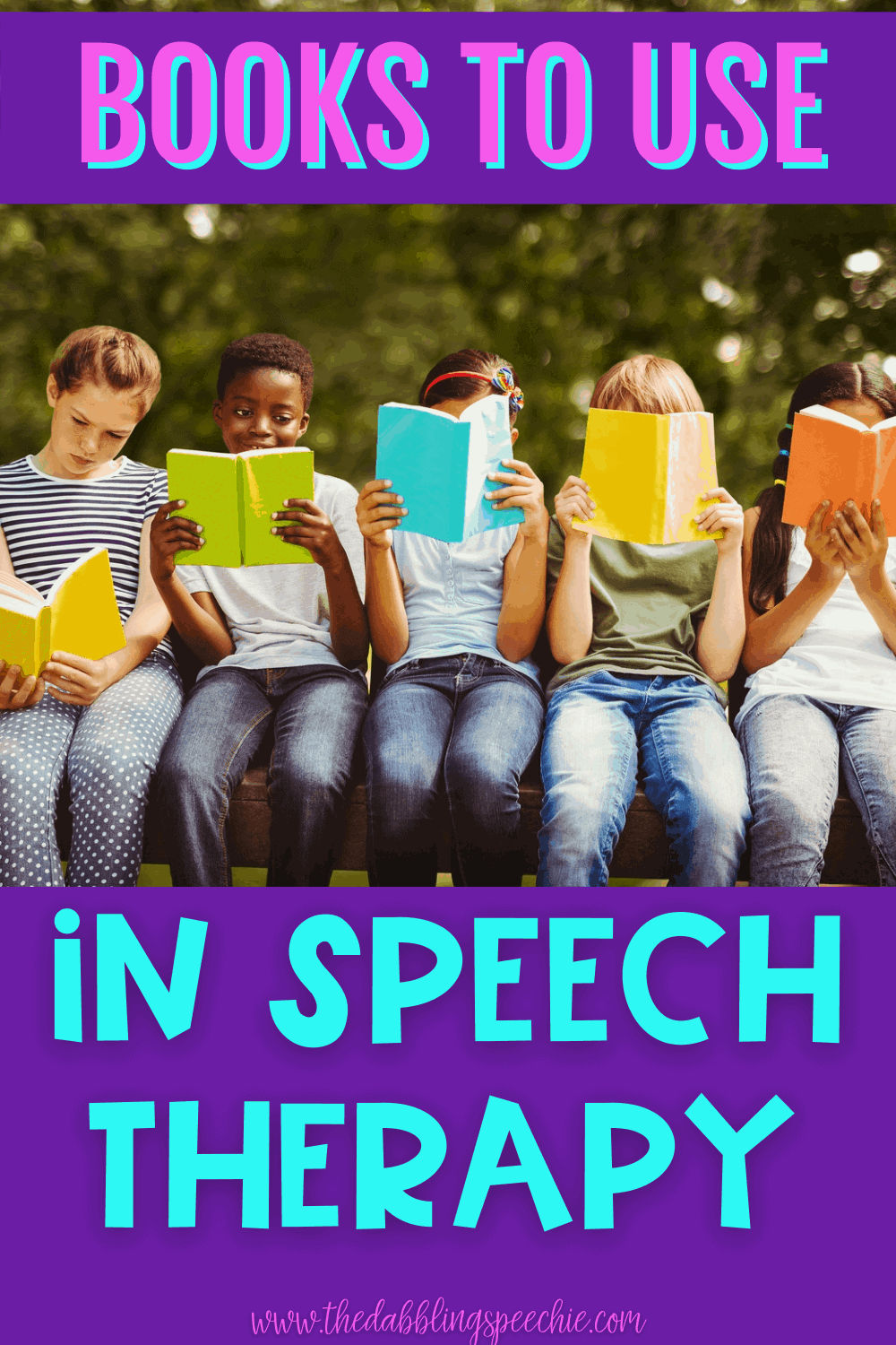 Shared Book Reading speech therapy strategies to help increase engagement and build language skills.
