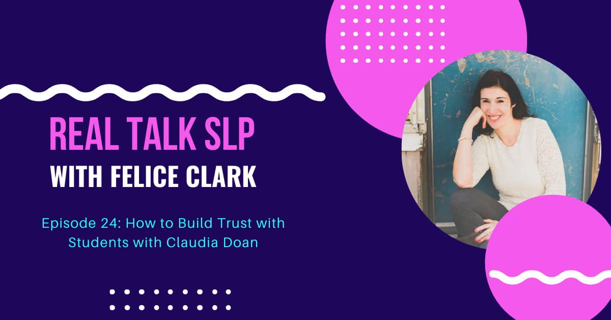 Ep. 24: How to Build Trust with Students with Claudia Doan