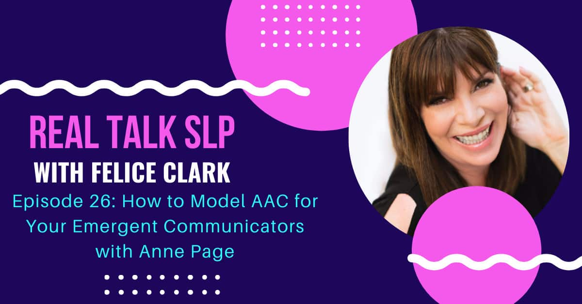 Modeling for Emergent Communicators with Anne Page