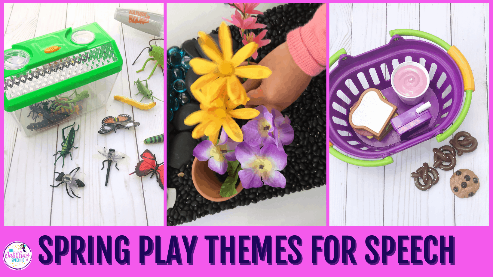 Play Themes for the Spring Months